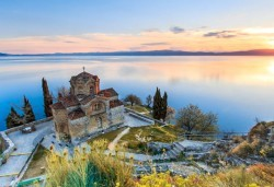 Нова година в Охрид, Македония: 2 нощувки със закуски и вечери