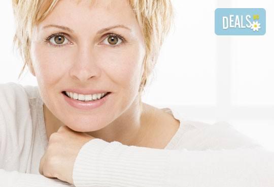 Мечатете за млада и здрава кожа? Имайте я с козметичен, хидратиращ или анти ейдж масаж на лице, шия и деколте с козметика на Dermacode в Ивелина студио! - Снимка 3