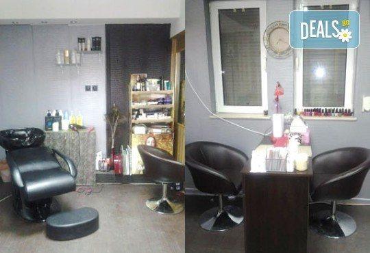 Хиалуронова терапия за коса и мезотерапия с хиалурон за лице, в Студио за красота Denny Divine! - Снимка 3