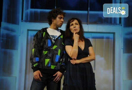 Гледайте великолепния мюзикъл Скачай! с Калин Пачеръзки, Мартин Гяуров и Джулия Бочева, в Театър ''София'', 11.11, от 19 ч, билет за един - Снимка 6