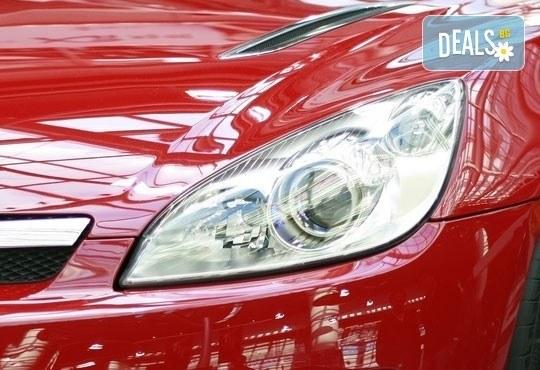 Колата Ви ще заблести с полиране на фарове на всички видове автомобили от автоцентър NON-STOP в кв. Павлово или Обеля! - Снимка 1