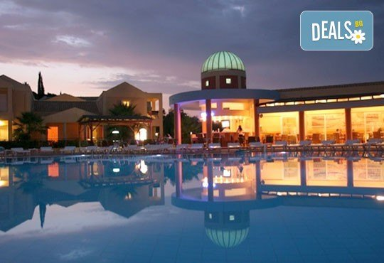 Нова година в Olympion village 3*+ на остров Корфу, Гърция! 3 нощувки със закуски и вечери, транспорт и програма! - Снимка 1