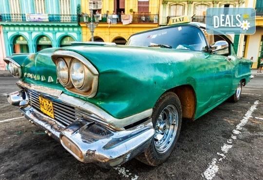 Екзотична почивка в Куба през ноември! 3 нощувки със закуски в Хавана и 4 нощувки на база All Inclusive във Варадеро, чартърен полет и трансфери! - Снимка 1