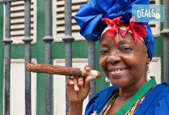 Екзотична почивка в Куба през ноември! 3 нощувки със закуски в Хавана и 4 нощувки на база All Inclusive във Варадеро, чартърен полет и трансфери! - Снимка 3