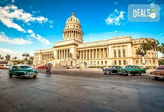 Екзотична почивка в Куба през ноември! 3 нощувки със закуски в Хавана и 4 нощувки на база All Inclusive във Варадеро, чартърен полет и трансфери! - Снимка 6