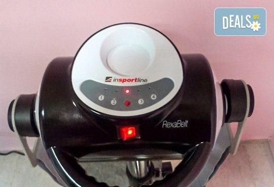 Експресно отслабване! Осем антицелулитни процедури Crazy Fit и вибро колан за бързо топене на мазнини в луксозния Спа център Senses Massage & Recreation! - Снимка 3