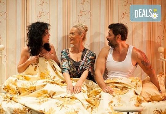 Гледайте Третото око - новата комедия на Театрална къща Viva Arte, на 18.11, петък от 19 ч, в Театър Сълза и Смях, 1 билет - Снимка 4