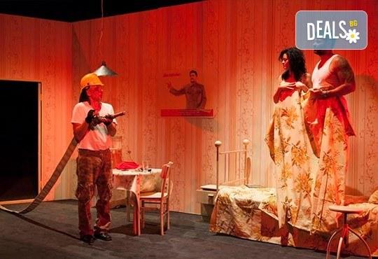Гледайте Третото око - новата комедия на Театрална къща Viva Arte, на 18.11, петък от 19 ч, в Театър Сълза и Смях, 1 билет - Снимка 5