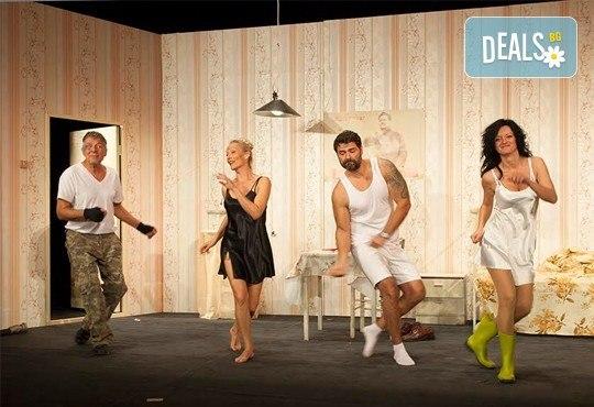 Гледайте Третото око - новата комедия на Театрална къща Viva Arte, на 18.11, петък от 19 ч, в Театър Сълза и Смях, 1 билет - Снимка 8