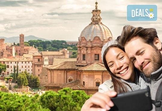 Екскурзия през ноември в Рим: 4 дни, 3 нощувки със закуски, самолетен билет и пълна туристическа програма от София Тур! - Снимка 2