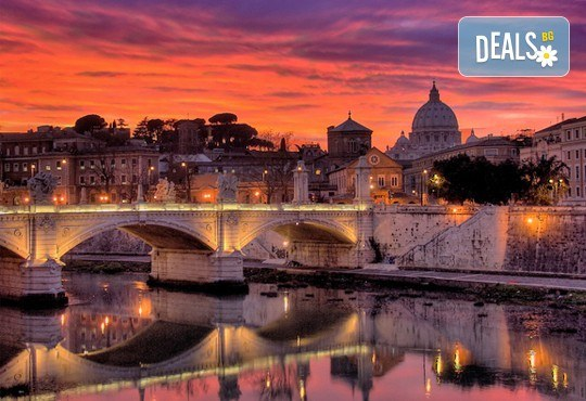 Екскурзия през ноември в Рим: 4 дни, 3 нощувки със закуски, самолетен билет и пълна туристическа програма от София Тур! - Снимка 8