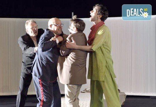 Уникално смешна комедия по братя Макс! Гледайте Паника в хотела'' на 08.11. от 19 ч, Театър Сълза и Смях, Открита сцена - Снимка 4