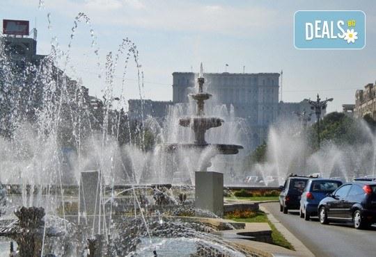Еднодневен коледен шопинг в Букурещ, Румъния - транспорт от София, екскурзовод и включени пътни такси! - Снимка 3