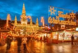 Декември в Будапеща и Виена: 3 нощувки, закуски, транспорт