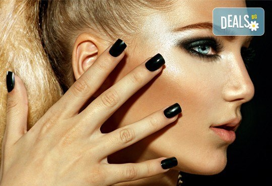Перфектни ръце! Дълготраен маникюр с гел лак Global Fashion Shellac в Студио за красота Блейз - Снимка 1
