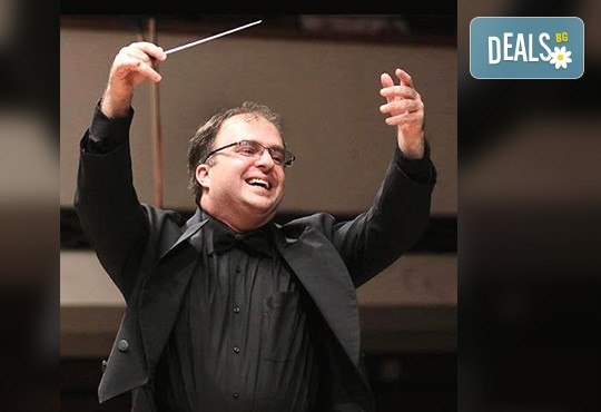 Last minute! Симфоничен концерт с Русенска филхармония и диригент Найден Тодоров на 28-ми октомври (петък) в зала Филхармония, Русе! - Снимка 2