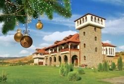 Нова година в Македония: 2 нощувки със закуски и вечери, собствен транспорт