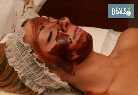 За чиста и сияйна кожа! Дълбоко почистване на лице и бонус: шоколадова маска в студио за красота Лили, Варна! - Снимка 2
