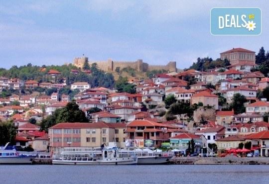 Нова година 2017 в Охрид, с Караджъ турс! 3 нощувки с 3 закуски и 2 стандартни и 1 празнична вечеря, транспорт - Снимка 4
