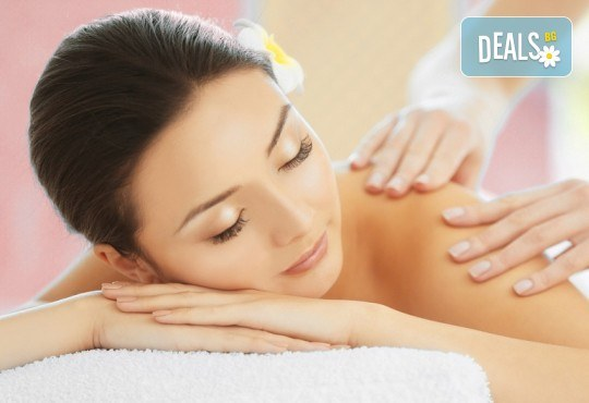 2 в 1! Два масажа: Класически масаж на цяло тяло + масаж на гръб в студио за масажи Кинези плюс! - Снимка 1
