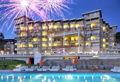 Нова година 2017 в Justiniano Deluxe Resort Hotel 5*, Анталия! 4 нощувки със закуски и вечери или на база All Inclusive и Новогодишна вечеря! - Снимка