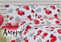 Висококачествен луксозен спален комплект за двойно легло от хасе - 100% памук, Шико - ТВ