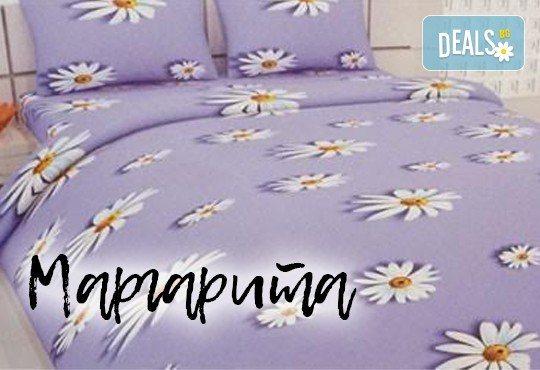 Лукс върху спалнята със спален комплект за двойно легло, изработен от хасе - 100% памук от Шико - ТВ! - Снимка 5