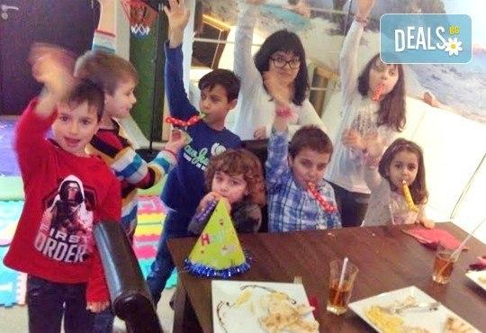 Незабравими моменти! Детски рожден ден или парти - до 15 деца над 3 г. в ресторант MFusion, Варна! - Снимка 5