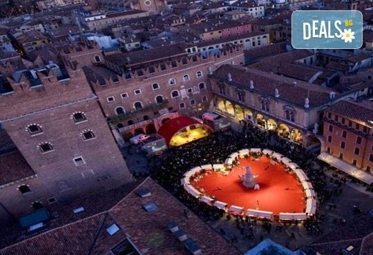 Свети Валентин в най-романтичните градове на Италия - Верона и Венеция! 2 нощувки със закуски в хотел 3*, транспорт от Дари Травел - Снимка 2