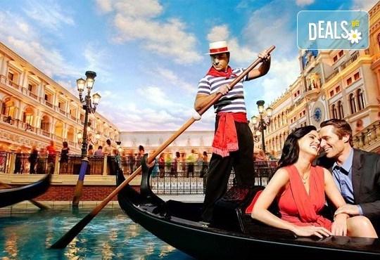 Свети Валентин в най-романтичните градове на Италия - Верона и Венеция! 2 нощувки със закуски в хотел 3*, транспорт от Дари Травел - Снимка 1