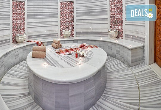 Нова година в Турция! 3 нощувки със закуски и 2 вечери в най-новия луксозен СПА хотел от веригата Ramada, 5*, с възможност за транспорт! Дете до 5 години безплатно! - Снимка 10