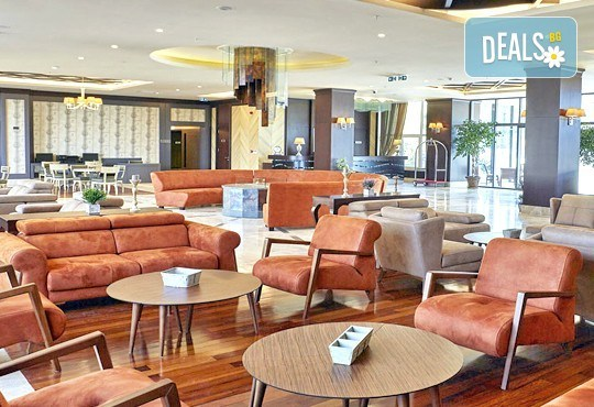 Нова година в Турция! 3 нощувки със закуски и 2 вечери в най-новия луксозен СПА хотел от веригата Ramada, 5*, с възможност за транспорт! Дете до 5 години безплатно! - Снимка 7
