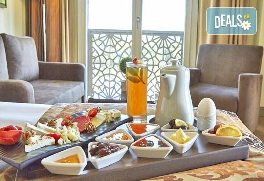Нова година в Турция! 3 нощувки със закуски и 2 вечери в най-новия луксозен СПА хотел от веригата Ramada, 5*, с възможност за транспорт! Дете до 5 години безплатно! - Снимка 4