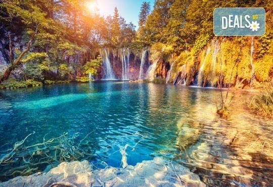 Екскурзия до Хърватска и Черна гора: 5 нощувки със закуски, посещения на Плитвички езера, Трогир, транспорт от Холидей Бг Тур! - Снимка 1