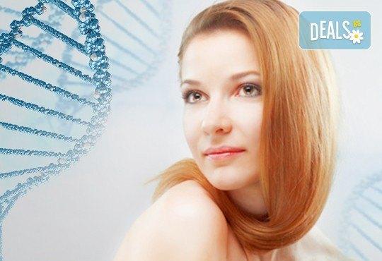 Хиалуронова терапия за коса и мезотерапия с хиалурон за лице, в Студио за красота Denny Divine! - Снимка 1