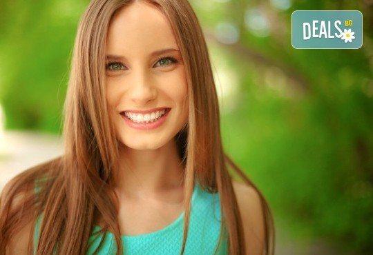 За красива и младежка визия! Ботокс терапия за коса или мезотерапия с ботокс за лице в студио за красота Denny Divine! - Снимка 1