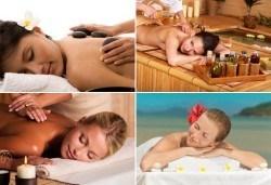 Релаксирайте с комбиниран масаж на цяло тяло с различни видове техники в салон за красота Sassy! - Снимка