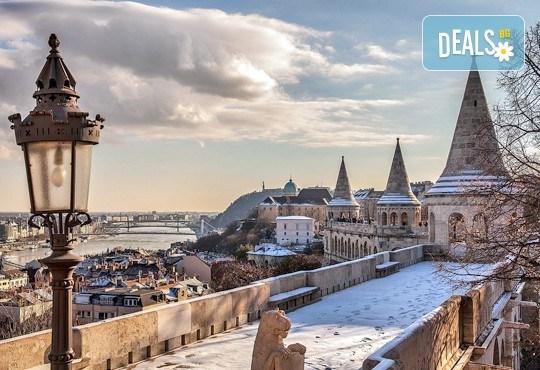 Предколедна екскурзия до Будапеща, с възможност за посещение на Виена! 4 дни и 2 нощувки със закуски, транспорт и екскурзовод! - Снимка 1