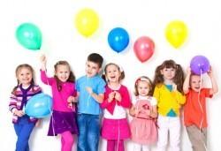 2 часа детско парти за 10-12 деца с меню за деца и родители, аниматор, украса и изненади