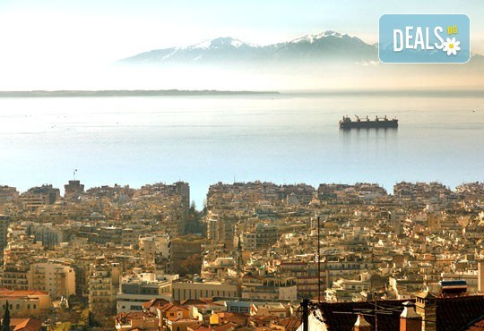 Коледа в Гърция: 2 нощувки със закуски в Катерини Паралия, обиколка на Солун, транспорт и екскурзовод от Комфорт Травел! - Снимка 3