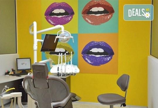 За здраве и отлично самочувствие! Изготвяне на план за лечение и поставяне на зъбен имплант от титан, в дентална клиника The Smile Company! - Снимка 6