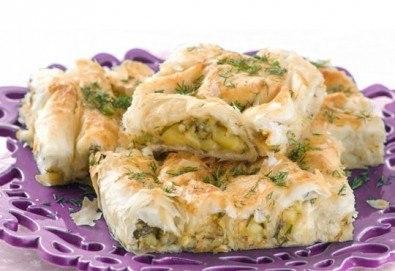 Традиционен зелник! Хапнете 1 или 2 килограма зелник по домашна българска рецепта от Работилница за вкусотии РАВИ! - Снимка