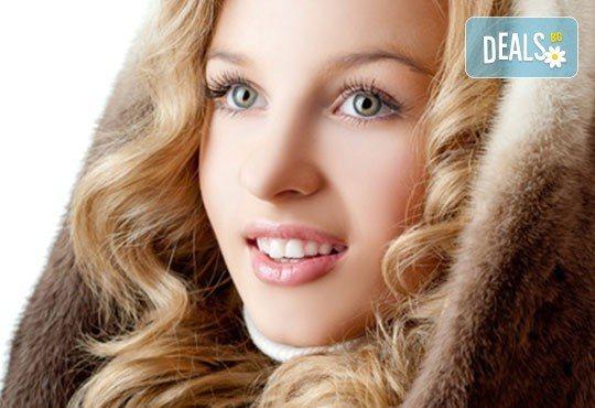 Мануално почистване на лице с медицинската козметика Glory и почистване и оформяне на вежди в Студио за красота SUNCHITA - Снимка 1