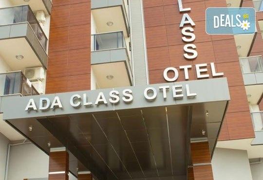 Нова година в Ada Class Hotel 4*, Кушадасъ, Турция! 4 нощувки със закуски и вечери, Новогодишна вечеря и възможност за транспорт! - Снимка 2