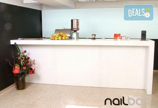 Боядисване на вежди и бонус: почистване на вежди с пинсета или почистване на горна устна с конец в салон за красота Nail Bar! - Снимка 7
