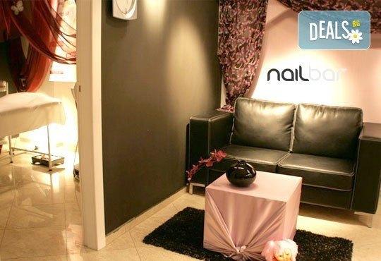 Боядисване на вежди и бонус: почистване на вежди с пинсета или почистване на горна устна с конец в салон за красота Nail Bar! - Снимка 9