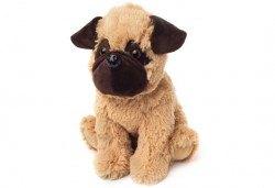 Плюшено нагряващо се куче с клепнали уши от Warmies - Снимка