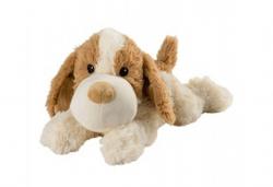 Плюшено нагряващо се легнало куче от Warmies - Снимка