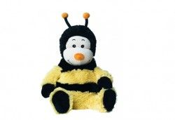 Плюшенa нагряващa се пчеличка от Warmies - Снимка