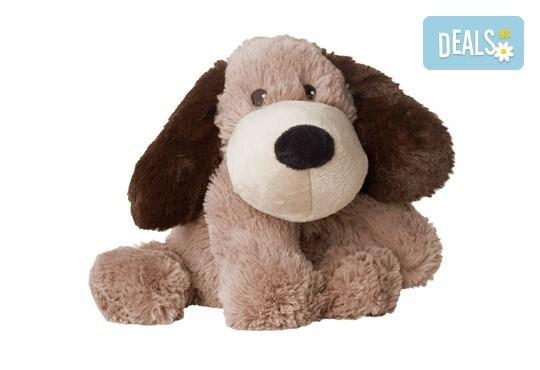 Нагряващо се Кученце Гари от Warmies - Снимка 1
